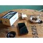Iphone 4 Preto 8gb Vidros Quebrados, Carreg Original, Capa