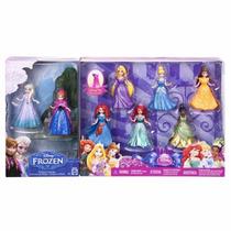 8 Princesas Disney Magiclip Magic Clip