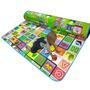 Alfombra Grande D Juegos Para Aprender Letras Y Numeros