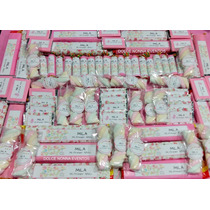 Candy Bar Temática Pajaritos - 20 Chicos/120 Golosinas