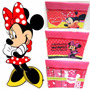 Cartuchera Minnie Frozen Sofia Dra Juguete Regalo Disney