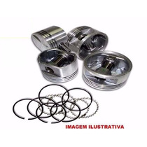 Kit Pistão + Anéis Corsa/ Celta