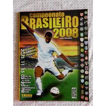 (sp) Álbum Campeonato Brasileiro 2008 - Editora Panini