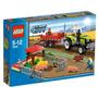 Lego City Set # 7684 Del Campo De Cerdo Y Tract Envío Gratis