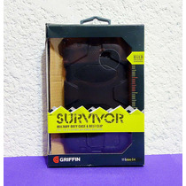 Funda Samsung Galaxy S4 Tipo Griffin Survivor Envio Y Regalo