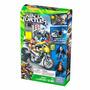 Mega Bloks Tortugas Ninja Motocicletas - 50 Piezas