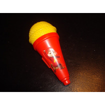 Muñecos Juguetes - Mc Donalds - Albin Microfono