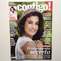 Revista Contigo Renata Vasconcellos Angelina Jolie N°2052