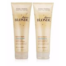 John Frieda Sheer Blonde Shampoo & Condicionador Loiro - Kit