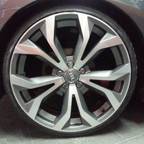 Roda Audi Rs6 Krmai R35 Aro 20 - 4 Ou 5 Furos - Gd, Gdf E Hg