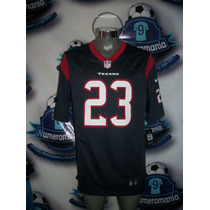 Jersey Oficial Original Nike Nfl Texas Houston Foster #23