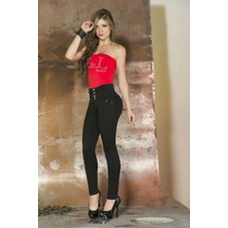 Jeans Modelos Colombianos Slim Jeans 89.90 !!