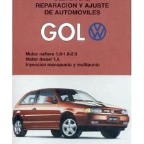 Manual De Taller Volkswagen Gol 1994-2008