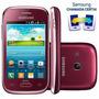 Celular Samsung S6293 Galaxy Young Duos Tv Original Saldão