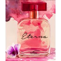 Perfume Importado Eterna Lançamento Hinode Cosméticos 100ml