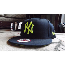 Snapback New Era Yankees Importado 100% Original/all Snaps