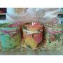 Souvenir,día De La Mujer!!! Caja Decorada+toalla+jabón