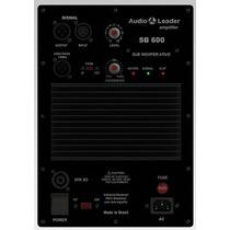 Amplificador In Box Áudio Leader Subwoof 600 W Rms 4 Ohms