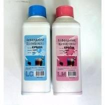 Tinta Para Epson Interprint De Litro Light Gran Oferta!