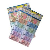 Dinheirinho Pct C/ 100 Unidades - Festas/brinquedos/money