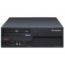 Cpu Lenovo Thinkcentre M58 Core 2 Duo E8400 4gb 500gb