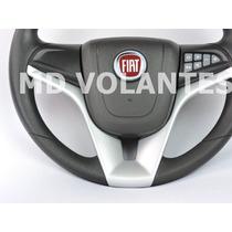 Volante Cruze Fiat Comando De Som Uno / Elba / Fiorino