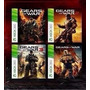4x1 Gow 1-2-3-j Codigo Digital Xbox 360 / Xbox One