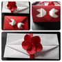 Sobres Artesanales Origami Para Invitacion Pack X 20