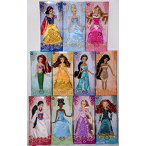 Princesas Disney Store Colección 2015 Varios Modelos
