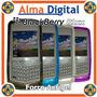 Forro Acrigel Blackberry Pearl 8100 8110 8120 Estuche Goma