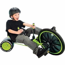 Divertidisimo Triciclo De Pedales Huffy Green Machine Edad8+