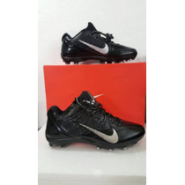 Spikes Nike Alpha Pro Fly Wire American Football Hombre # 8