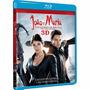 Blu-ray 3d João E Maria - Caçadores De Bruxa