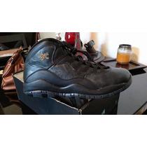 Nike Jordan Retro X 10 Edicion New York Pippen Lebron Kobe