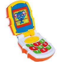 Juguete Teléfono Celular Bebé + 6 Meses Infantoys Trotylkids