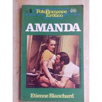 Amanda - Etienne Blanchard - Revista Fotoromance Erótico 01