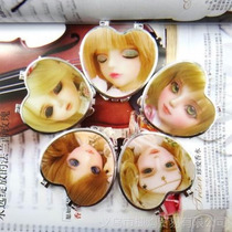Espelho De Bolsa Para Lembrancinhas 10 Unid