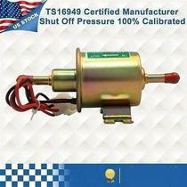 Bomba Combustivel Externa Alcool/gasolina/diesel Solar 12v
