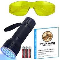 # 1 Negro Gato Light Kit Detector De Orina - Todo Lo Que Nec