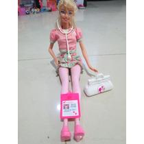 Barbie Doctora, Usada, Poco Uso, Importada