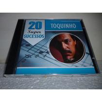 Cd Toquinho - 20 Super Sucessos - Polydisc