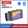 Escaner Automotriz Elm327 Bluetooth Obd2 Scanner V2.1