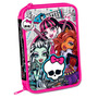 Cartucheras Monster High 2 Pisos - Originales - Mundo Manias