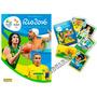 Album De Figurinhas Olimpiadas Rio 2016 Capa Dura