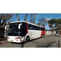 Omnibus Volvo 2001 50 Asientos Con Trabajo