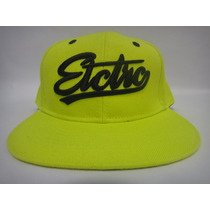 Gorras Planas (electric)