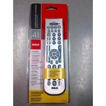 Control Remoto Universal Rca 4 Dispositivos Tv Dvd Dvr Sat