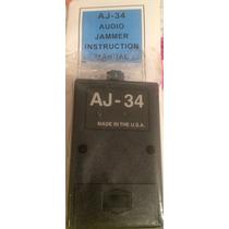 Aj-34 Áudio Jammer