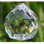 Esfera/ Bola De Cristal Multifacetada / Feng Shui / 40 Mm
