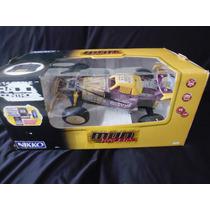 Carrito A Control Remoto Crusher 4x4 Original Nikko Nuevo